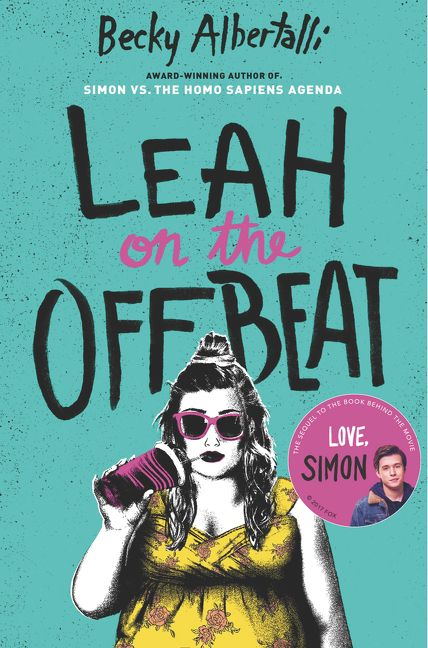 plus size characters Leah on the Offbeat