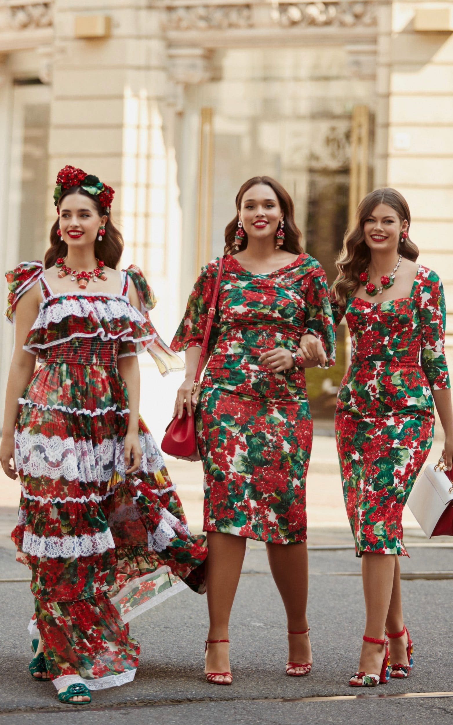 cheap for discount f4d50 cdca9 Ciao Bella! Iconic Italian Brand Dolce & Gabbana is ...