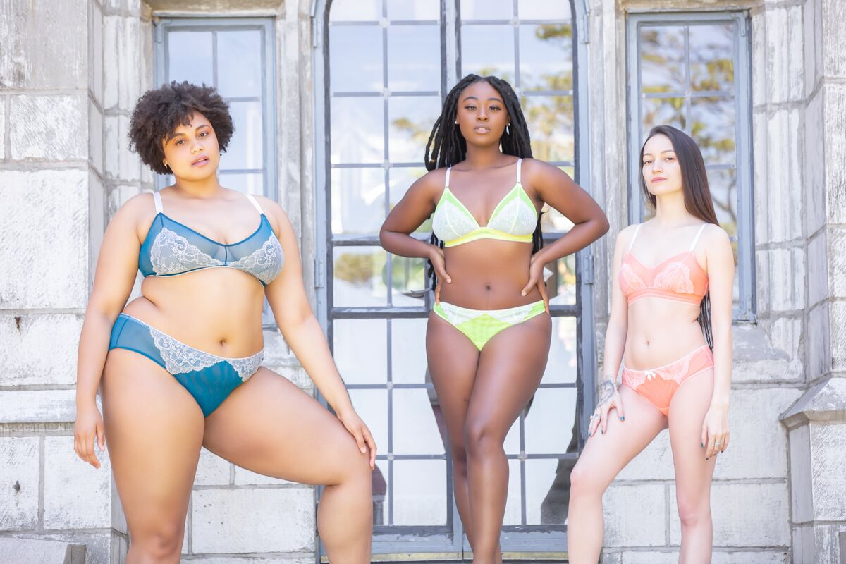 Impish Lee Size Inclusive and Plus Size Lingerie