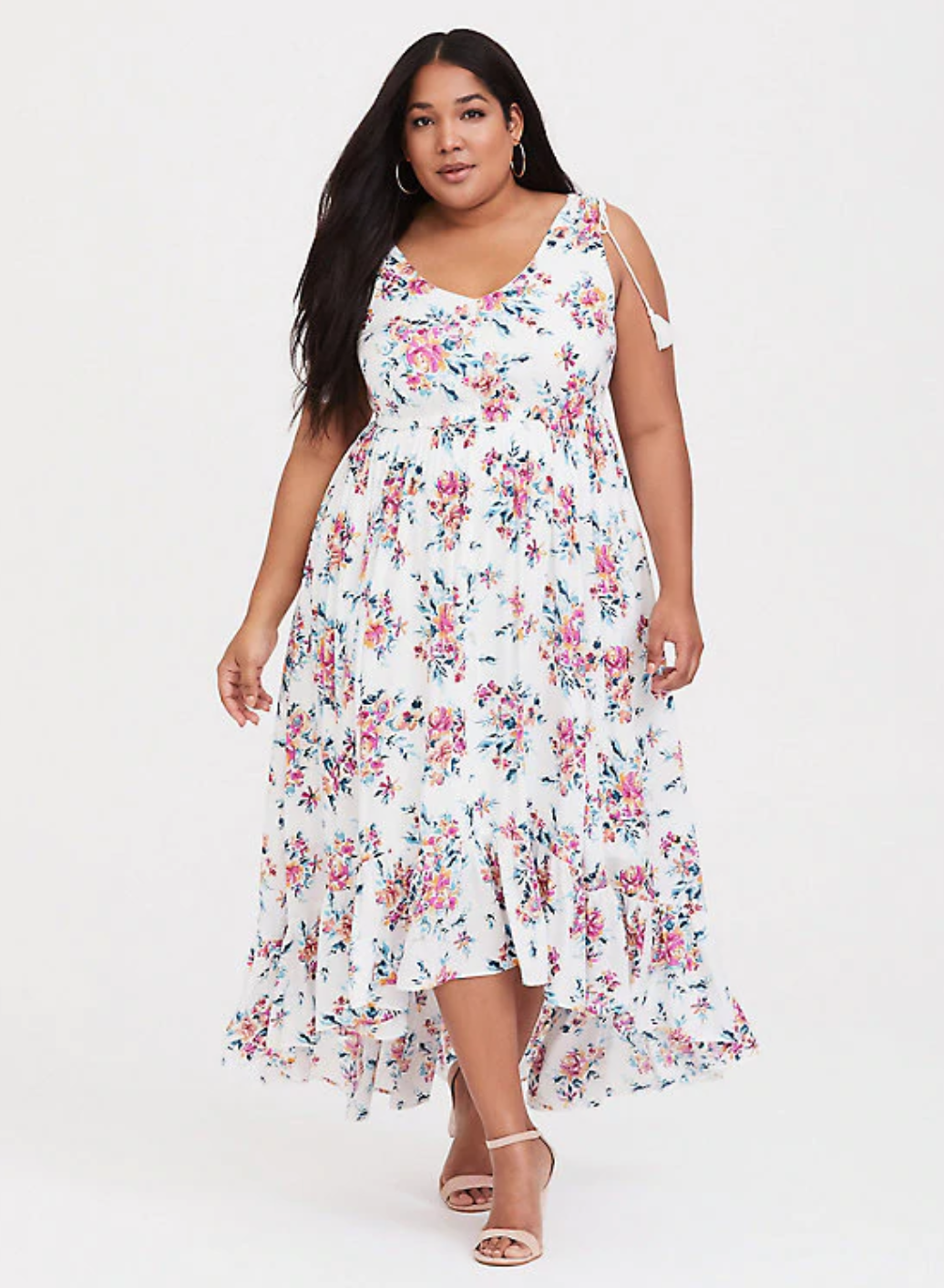 20 Perfect Plus Size Maxi Dresses For Maximum Summer Style