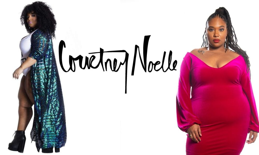 Plus Size Fashion Brand Courtney Noelle