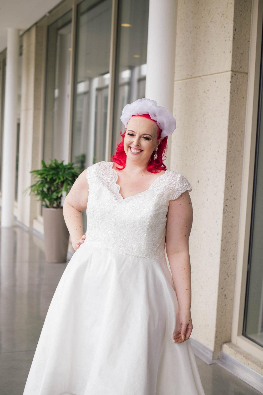 Plus Size Bridal with Ella & Oak