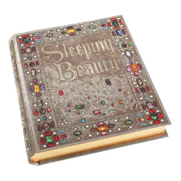 The Sleeping Beauty Book from Besame Cosmetics