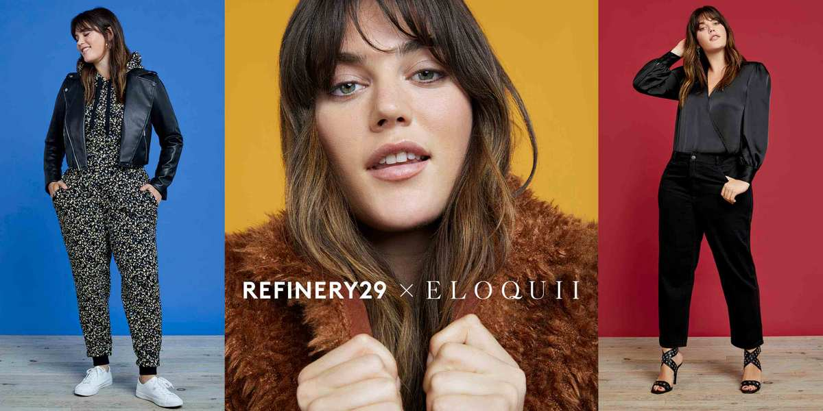 Refinery 29 x Eloquii Crowdsourced Collection Featured