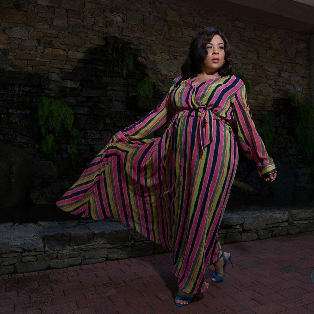 Plus size modeling tips with Mallory B Richardson