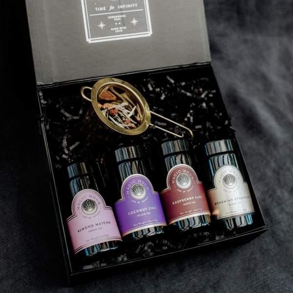 Magic Hour Luxury Tea Gift Sampler