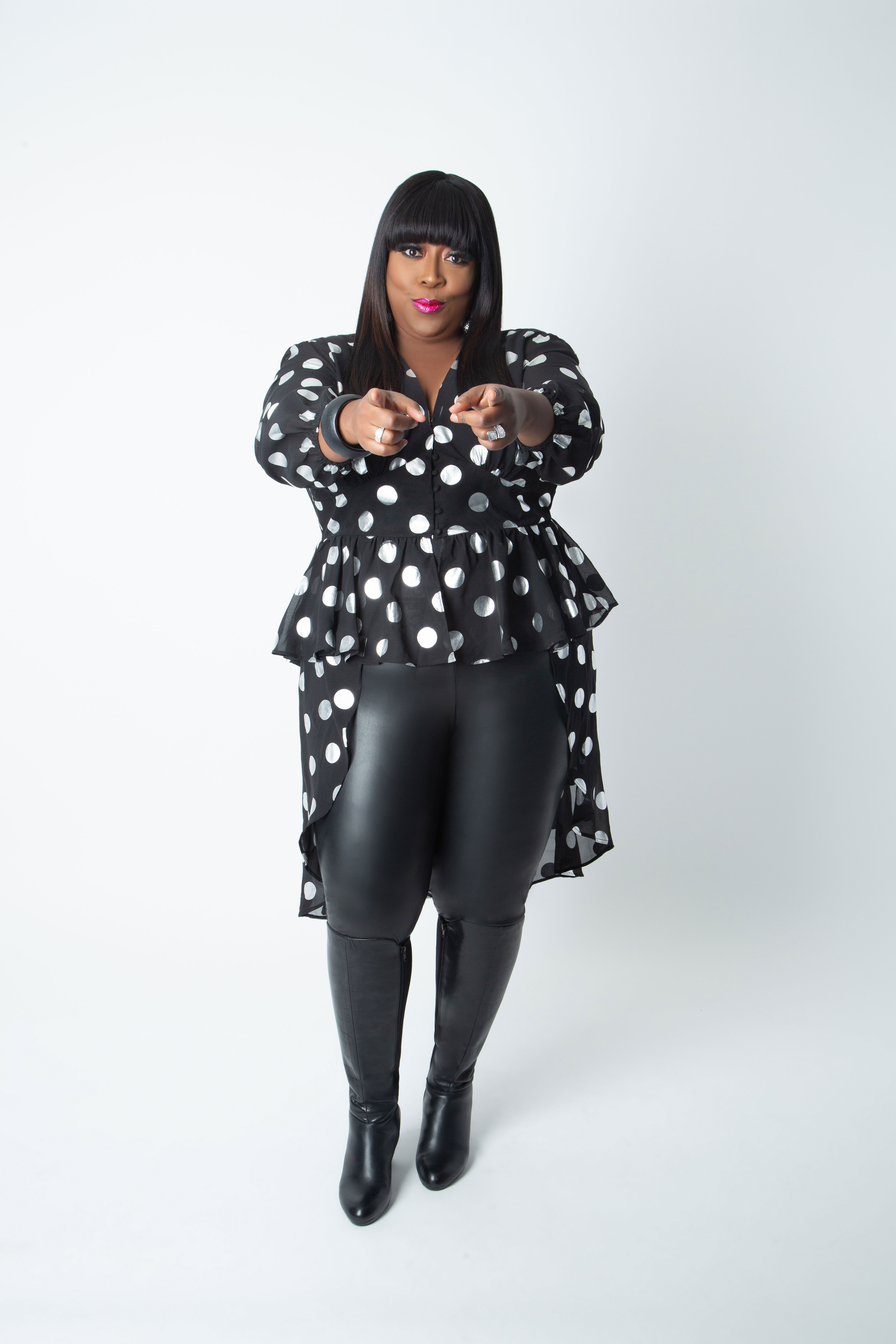 Plus size clothing collection - Loni Love