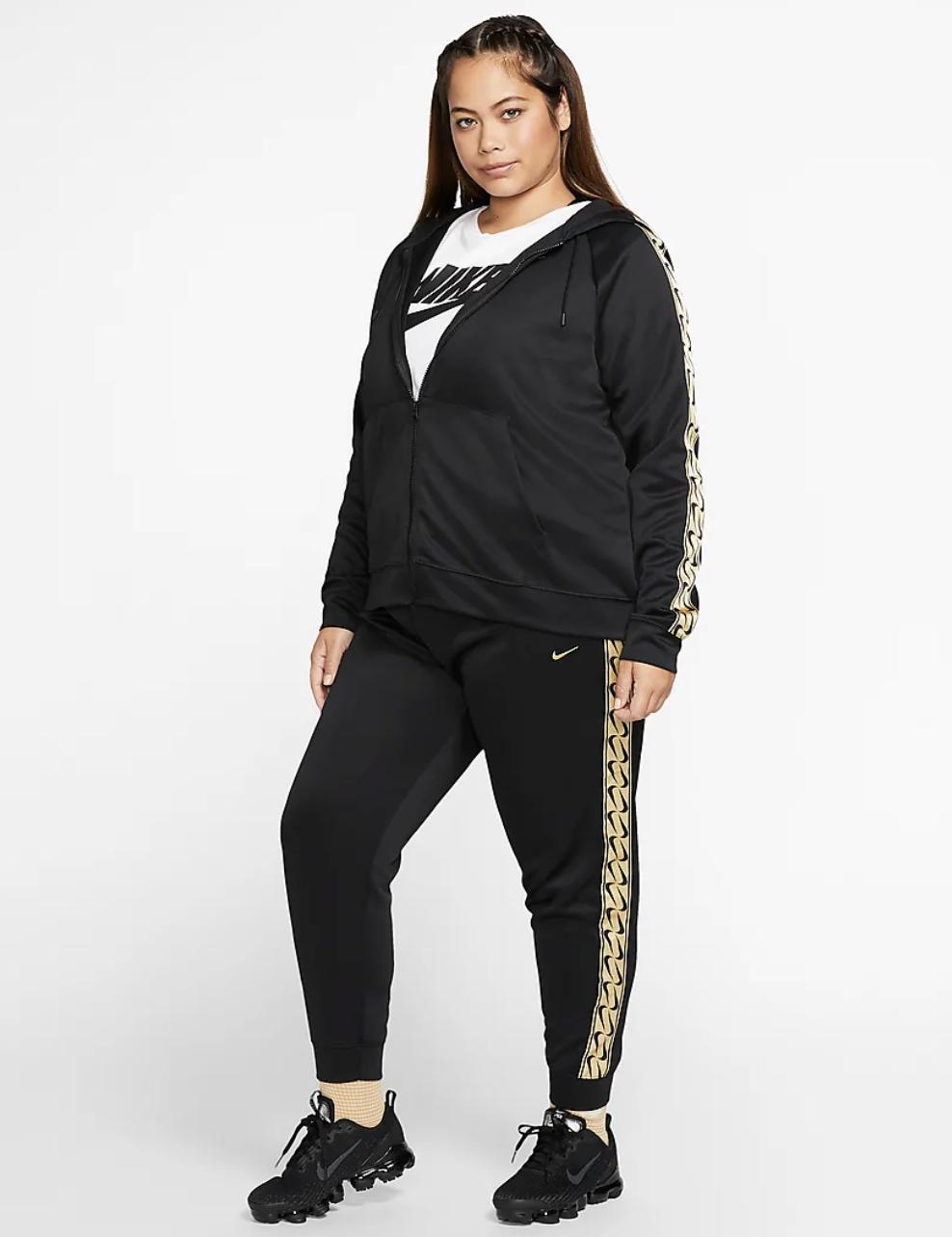 Nike Plus Size Tracksuit