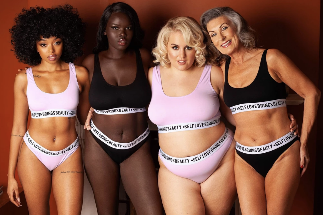 Size Inclusive Lingerie Brand - Playful Promises