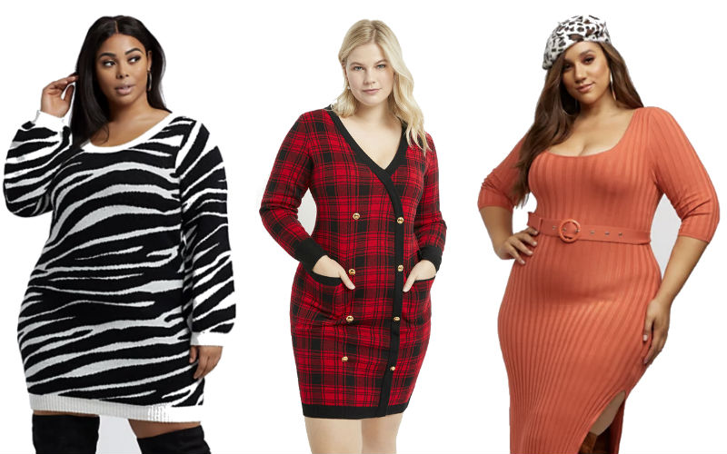 Sweater Weather: Keep It Cute In These Sleek Plus Size ...