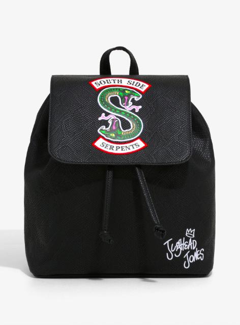 Riverdale Southside Serpents Mini Backpack