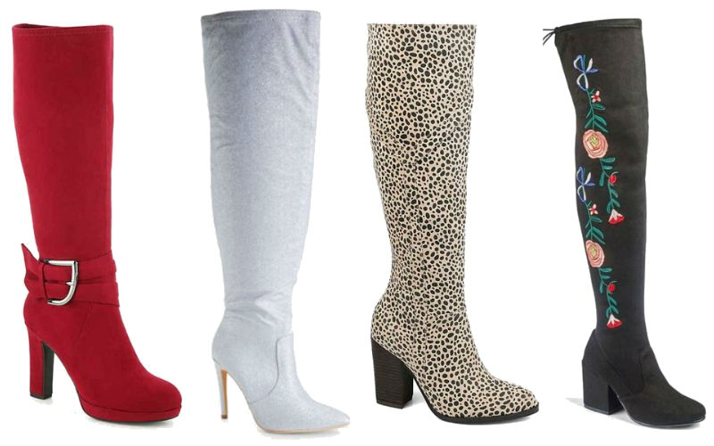 Wide Calf Boots to Buy Based on Your Astrological Sign